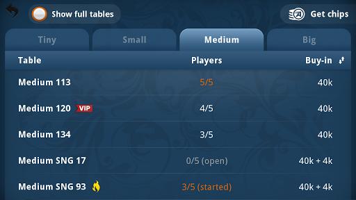 Appeak u2013 The Free Poker Game  screenshots 4