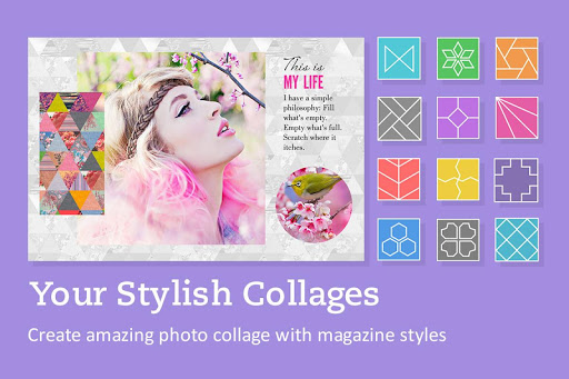 jMaggram - stylish collages