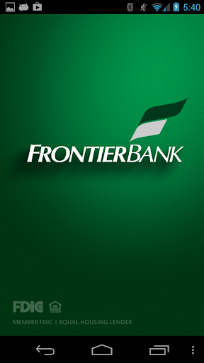 Frontier Mobile Banking