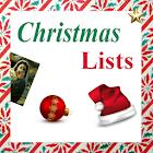 Christmas Lists icon
