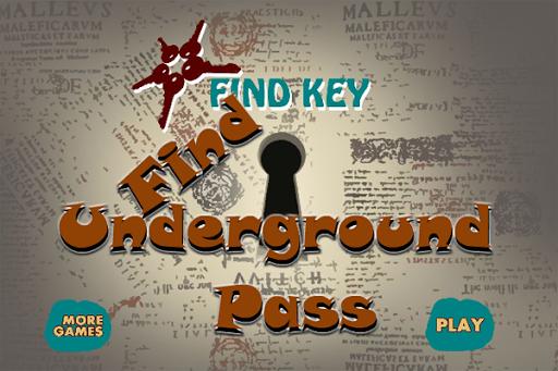 FindUndergroundPass 1.0 screenshots 2
