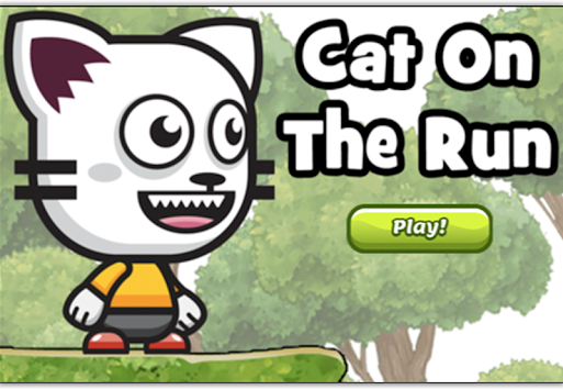 Cat On The Run apk screenshot
