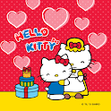 Hello Kitty Hug Mom Theme icon