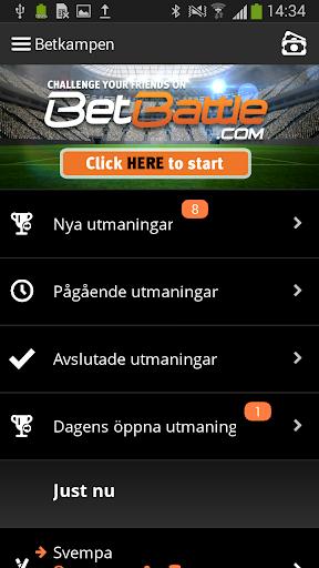 【免費體育競技App】BetKampen-APP點子