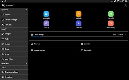 File Manager HD(File transfer) Screenshot 9