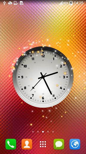 Multicolor Clock Live