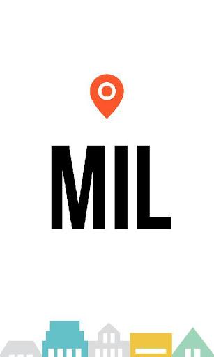 ミラノ シティガイド 地図 アトラクション レストラン
