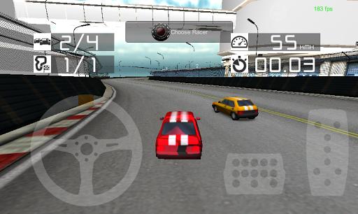 3D Racing : Game