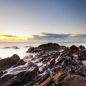 the roocks by José Carlos Vieira - Landscapes Beaches ( viana do castelo )