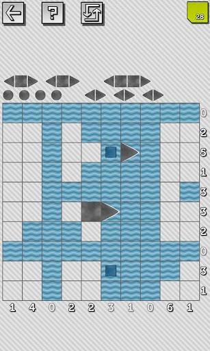 배틀십 솔리테어 퍼즐