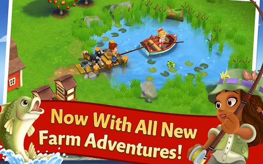 FarmVille 2 - Country Escape v3.1.218 screen shot 2