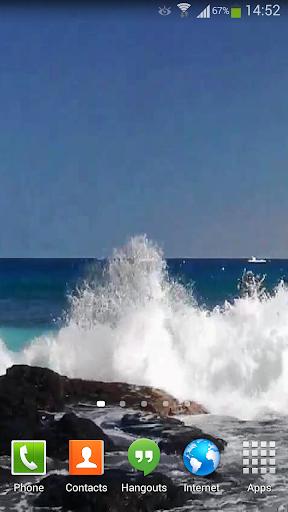 Ocean Waves Live Wallpaper 14  screenshots 9
