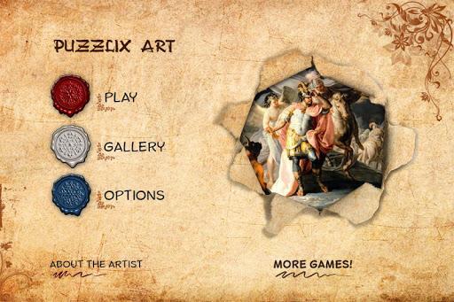 Puzzle Puzzlix: Goya