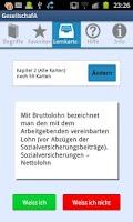 Screenshot of Gesellschaft A