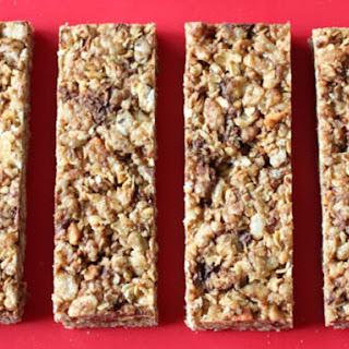Chewy Gluten-Free Granola Bars