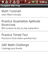Complete GRE Prep- screenshot thumbnail