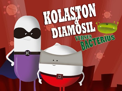 Kolaston and Diamosil