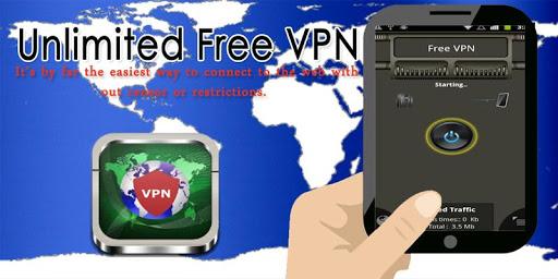 Unlimited Free VPN