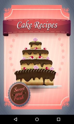Cake Recipes with photos