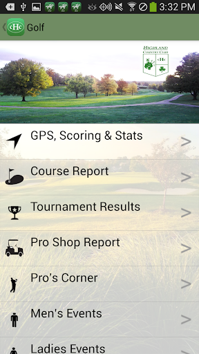Highland Country Club|玩運動App免費|玩APPs