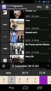 TV-Programm App heute - screenshot thumbnail
