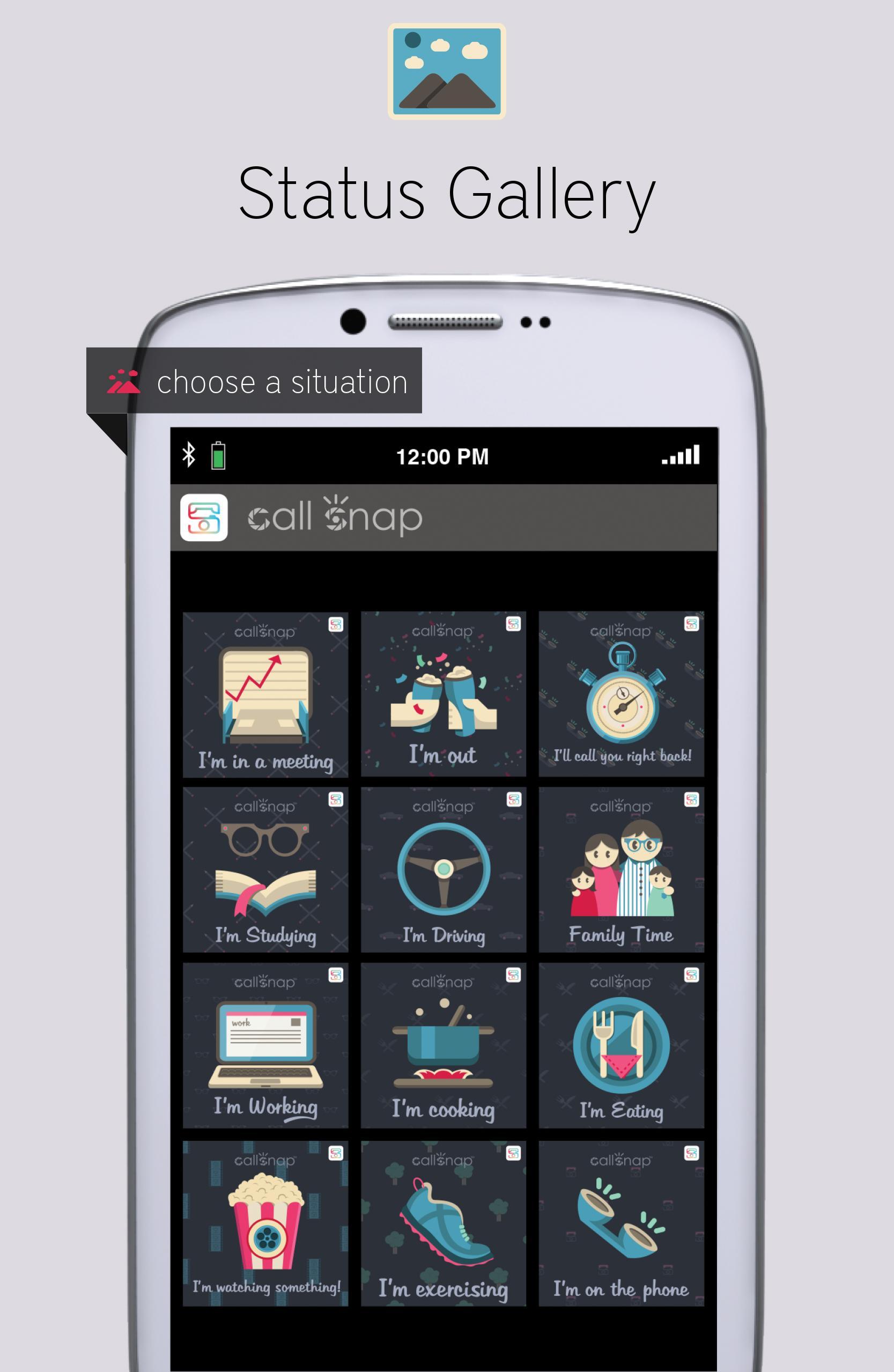 CallSnap - Snap Your Moment screenshot #3