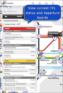 London Underground - screenshot thumbnail