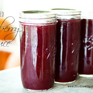 Cranberry Sauce With Canned Cranberries Recipes.