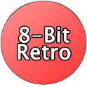 8-Bit Retro Sound Button Free logo