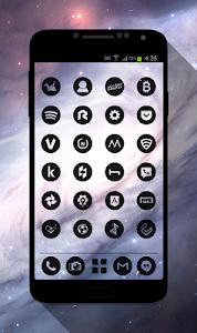 Dark Void - Minimalist Icons v2.0.3