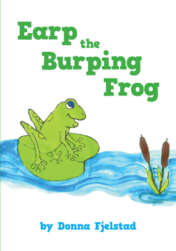 Earp the Burping Frog cover