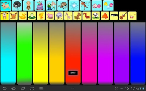 Kids Animal Piano Pro - screenshot thumbnail