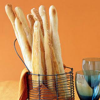 Crunchy Breadsticks