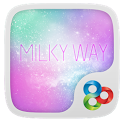 Milky Way GO Launcher Theme icon