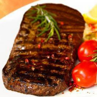 Easy Sirloin Steak.
