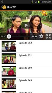 Hiru TV – Sri Lanka 2