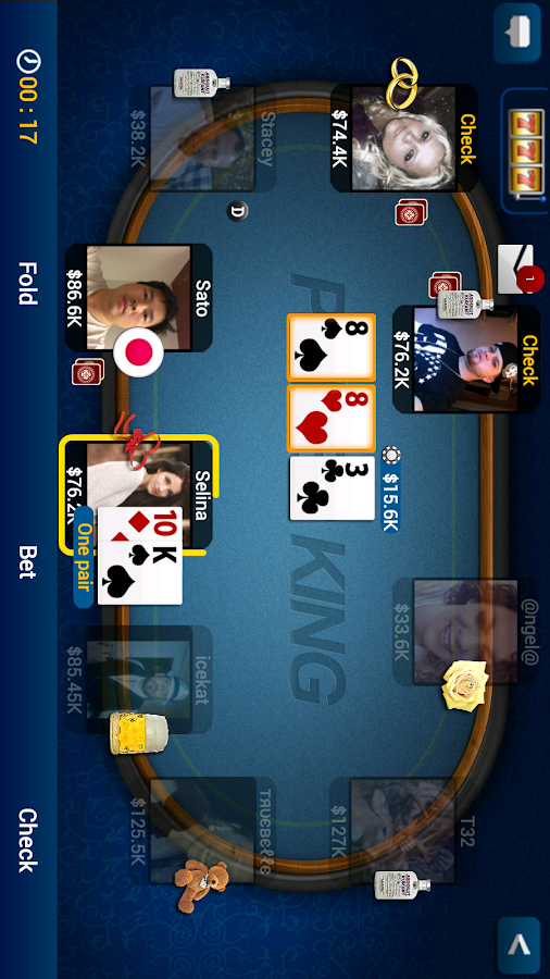 Texas Holdem Poker- screenshot