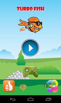 Turbo Fish - screenshot
