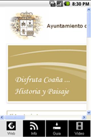 Ayuntamiento de Coaña