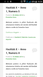 Hacklab Cosenza- screenshot thumbnail