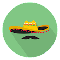 Mexican Recipes Cookbook icon