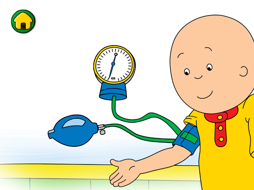 Caillou Check Up - Doctor  screenshots EasyGameCheats.pro 4
