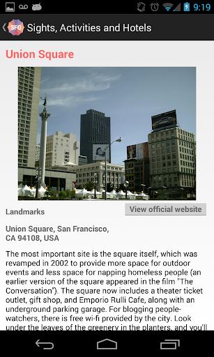 玩旅遊App Holidayen San Francisco Guide免費 APP試玩