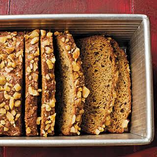 Maple-Walnut-Banana Bread.