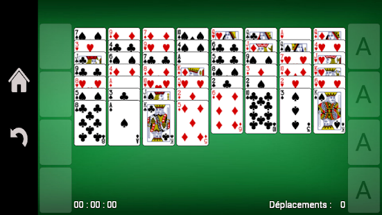 FreeCell Capture d'écran