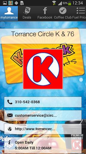 Torrance Circle K 76