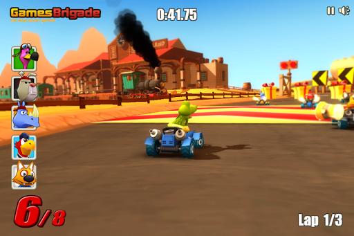 Go Kart Go! Ultra!  screenshots 1