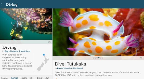 Essential New Zealand Travel - screenshot thumbnail
