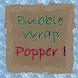 Bubble Wrap Popper