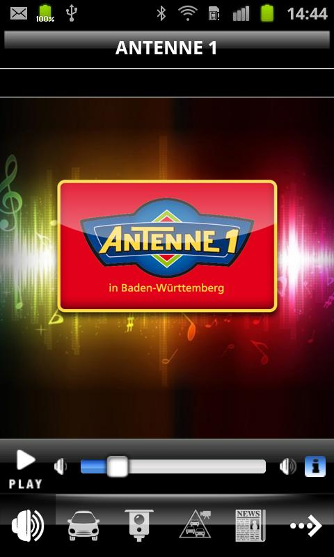 ANTENNE 1 - screenshot
